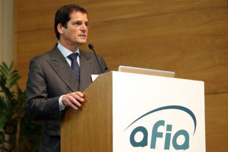 Eng. Tomás Moreira, presidente da AFIA