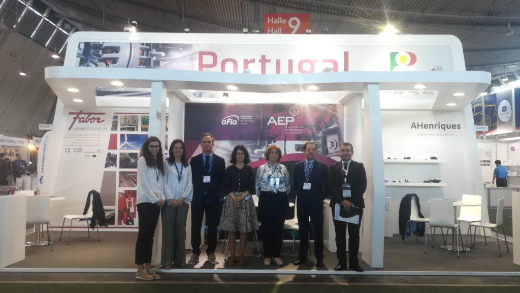 AFIA em parceria com a AEP promove indústria portuguesa de componentes automóveis na Global Automotive Components and Suppliers Expo 2018